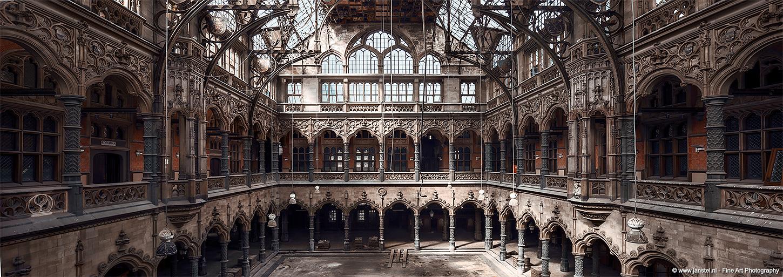 Jan stel abandoned chambre de commerce - Chambre du commerce bayonne ...